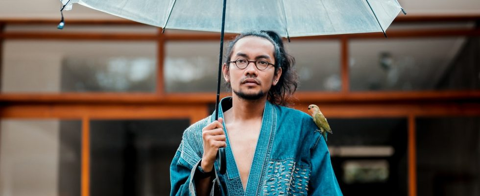 Kimono Japonais hommes