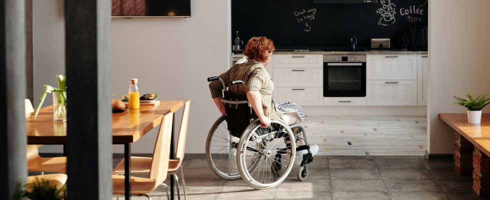 Assumer son rôle de parent malgré son handicap